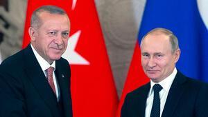 Son dakika... Cumhurbaşkanı Erdoğan ve Putin telefonda görüştü