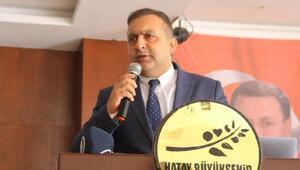 Hatayspor'un yeni başkanı Nihat Tazearslan oldu