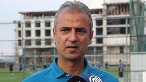 İsmail Kartaldan transfer açıklaması Mehmet Topal...
