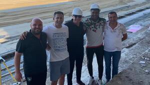 Yeni transfer Rodallega, Denizliye geldi