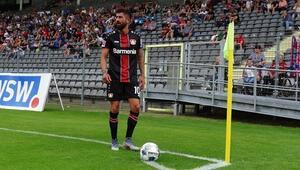 Kerem Demirbay: Leverkusende mutluyum, her maçı kazanmak için oynuyorum