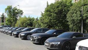 Lüks otomobil satışları düştü