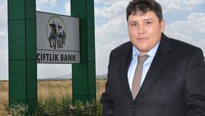 Konyada Çiftlik Bankın tabelası ve temeli kaldı