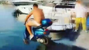 Balotelli tatilde de rahat durmadı 13 bin TL'lik iddia…