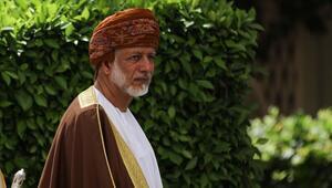 Umman Dışişleri Bakanı Yusuf bin Alevi Şamda Esedle görüştü