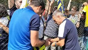 Fenerbahçede taraftar buluşması gerçekleştirildi