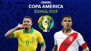 Copa Americanın şampiyonu belli oluyor Ev sahibi Brezilyaya iddaada...