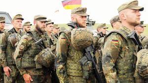 ABD, Almanya'dan Suriye için askeri destek istedi