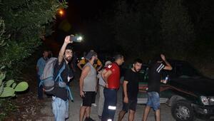 Adanada 10 kişilik grup mağarada mahsur kaldı