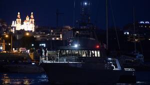 Malta, Akdenizde kurtarılan düzensiz göçmenleri şartlı aldı
