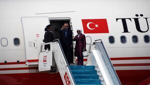 Cumhurbaşkanı Erdoğan Saraybosnaya gitti