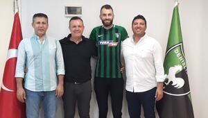 Mustafa Yumluyu Denizlispor kaptı