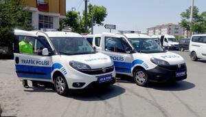 Emniyet müdürlüğüne 2 araç bağışlandı