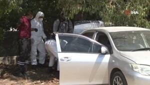 KKTCde araç bagajında ceset bulundu