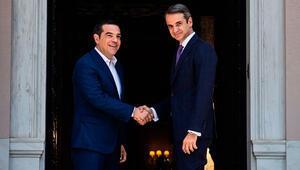 Son dakika... Yunanistanda yeni kabine açıklanıyor