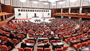 Yeni torba Mecliste