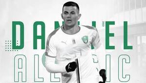 Yeni Malatyaspor'dan Danijel Aleksic, Al Ahliye transfer oldu
