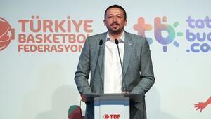 """Hidayet Türkoğlu: Dünya Kupası öncesi güzel bir atmosfer içerisindeyiz"""""""