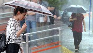 Son dakika... Meteorolojiden şiddetli yağış uyarısı