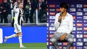 O Ronaldo, ben ise kendim olmak istiyorum