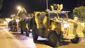 Türkmendağı'nda yoğun çatışmalar