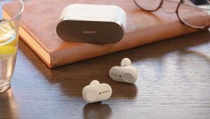 Sonyden gürültü engelleme özellikli kulaklık: WF-1000XM3