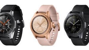 Apple Watcha dişli rakip: Samsung Galaxy Watch 2