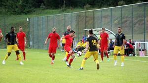 Yeni Malatyaspor, hazırlık maçında NK Çelik Zenicayı tek golle geçti