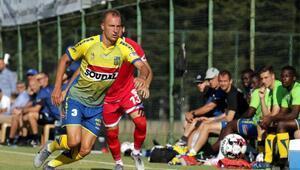 Boluspor, hazırlık maçında KVC Westerloya 2-0 mağlup oldu