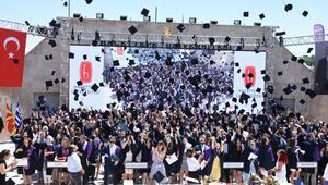 Hacettepe'de mezuniyet heyecanı