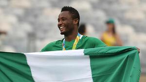 John Obi Mikel milli takımı bıraktı