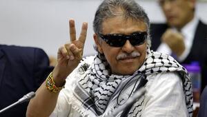 FARCın izini kaybettiren önemli ismi Jesus Santriche yakalama kararı