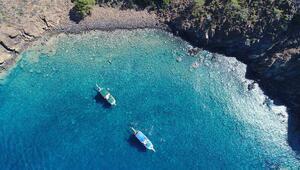 Maldivler değil Suluada 80 TLye deniz deniz tatili...