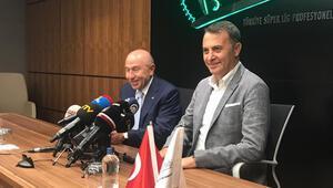 Nihat Özdemir ve Fikret Ormandan Kulüp Lisans Talimatı hakkında konuştu