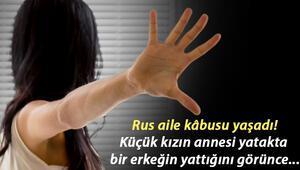 Antalya'da iğrenç olay Rus ailenin odasına girip küçük kızı istismar etti