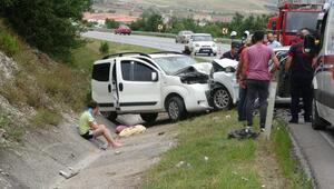 Kocaelide kaza: 3ü çocuk, 6 yaralı