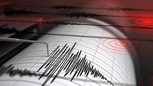 Irak'ın kuzeyinde korkutan deprem