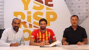 Benoit Poulain resmen Kayserisporda | Transfer haberleri...