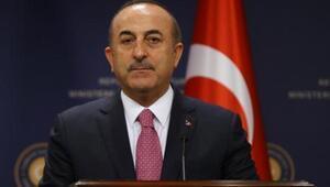 Bakan Çavuşoğlu Mesrur Barzani ile görüştü