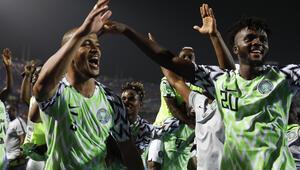 Nijerya, yarı finale yükseldi