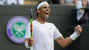 Wimbledonda dev eşleşme