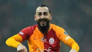 Galatasarayda Kostas Mitroglou kararı verildi