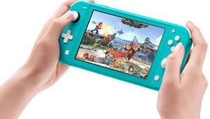 Nintendo Switch Lite tanıtıldı İşte yeni oyun canavarı