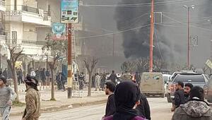 Son dakika... Afrinde bombalı saldırı