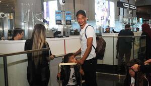 Fernando İstanbuldan ayrıldı