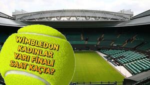 Wimbledon kadınlar yarı finali hangi kanalda saat kaçta