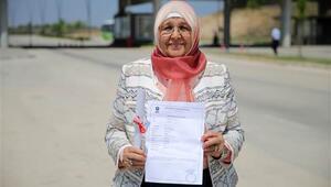 Süper anneanne 56sında üniversiteyi, 63ünde yüksek lisansı bitirdi