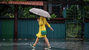 Son dakika... Şiddetli yağış İstanbulu ne zaman terk edecek
