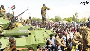 Son dakika... Sudanda darbe girişimi engellendi