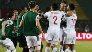 Senegalin yarı finaldeki rakibi Tunus oldu